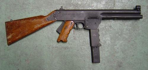 Arme Prototype armement reglementaire francais les prototypes